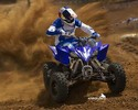Thumbnail 2012 Yamaha YFZ450 owners manual
