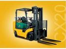 Thumbnail Komatsu CX20 ForkLift Truck Complete Parts Manual