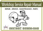 Thumbnail JCB Loader Backhoe service manual