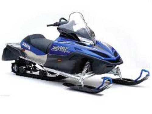 Product picture Service Manual 2003 -2006  YAMAHA SXV70MH SX Viper Mountain