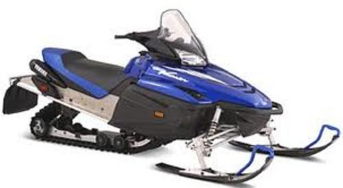 Product picture Yamaha Snowmobile Service Manual1984 - 2009 BR250J Bravo   B