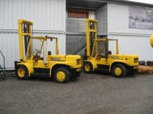 Product picture Hyster Forklift H150C Manual